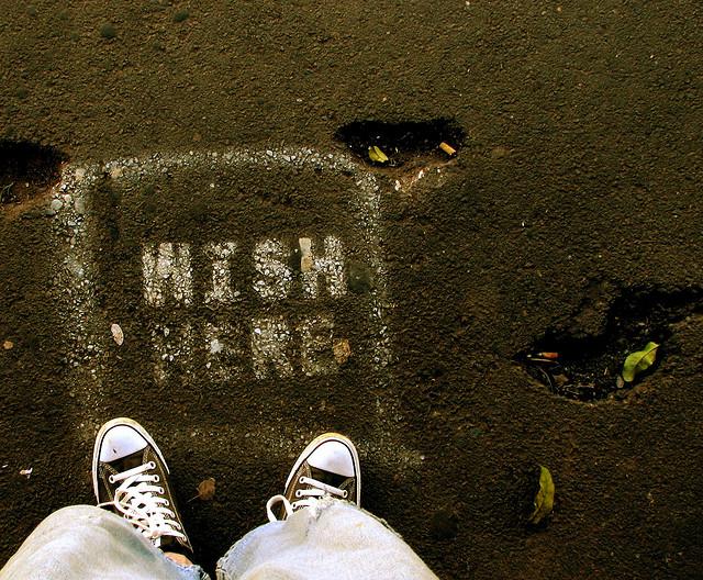 Wish here
