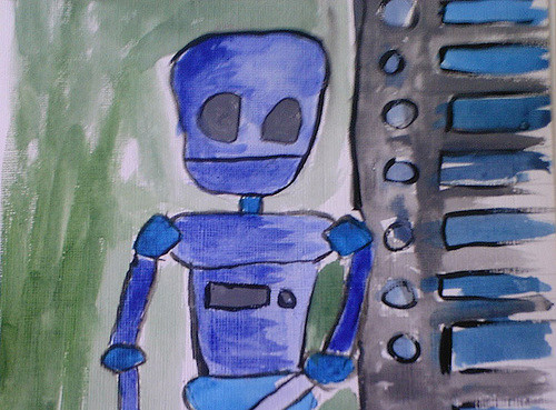 Robot Painting